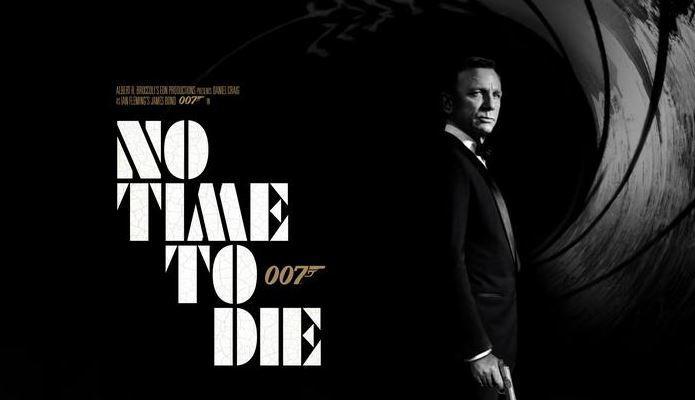 Fundraising Movie Night - James Bond 007 No Time To Die