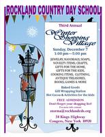 Rockland Country Day School 3rd Annual Winter Shopping...