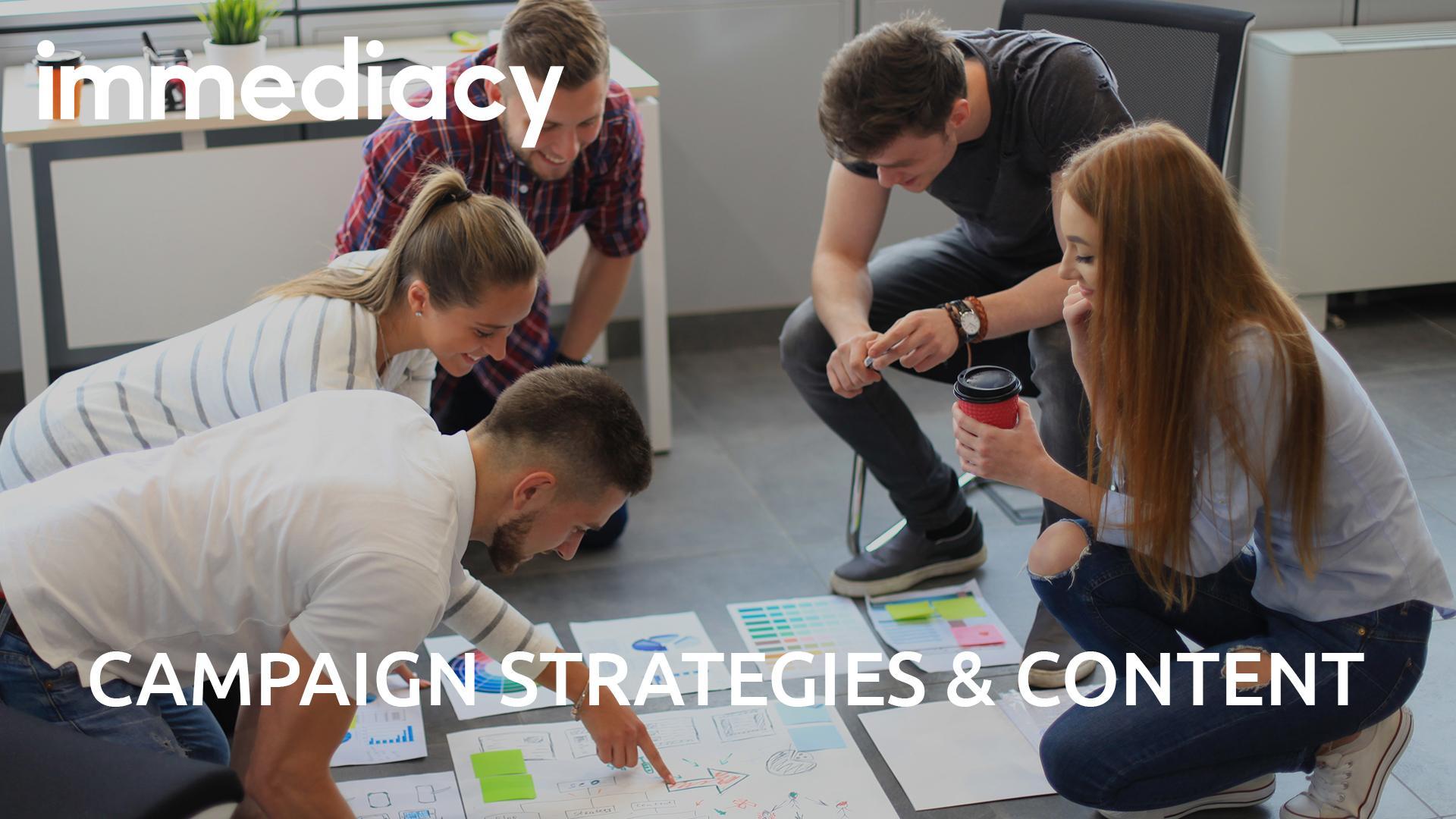 Social Media Campaign Strategies Workshop