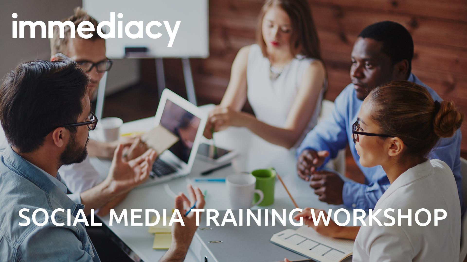 Social Media Training for UK Businesses