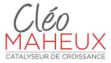 Cléo Maheux, catalyseur de croissance logo