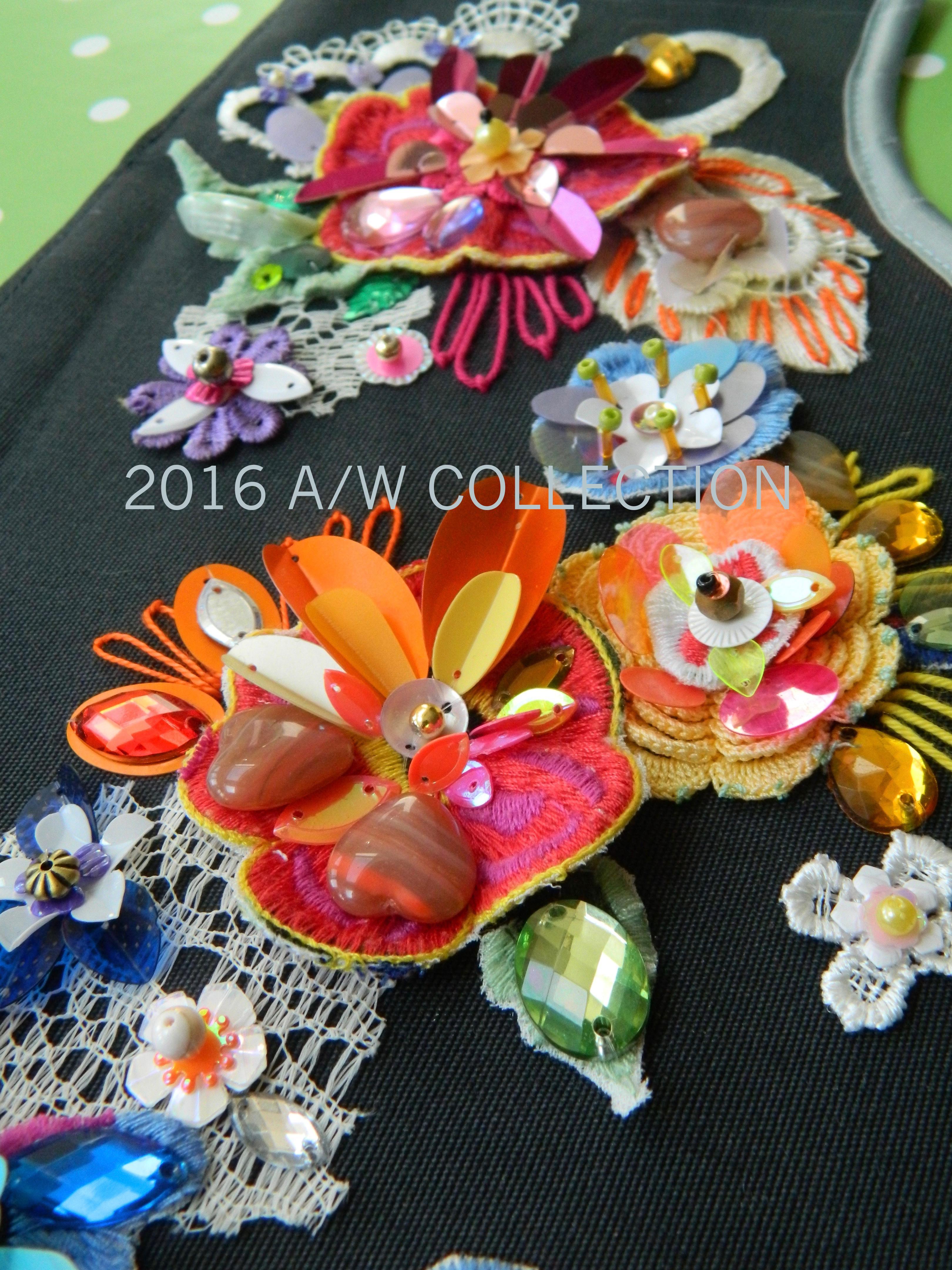 Fantasy Floral Textiles