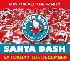 Nonsuch Park Santa Dash 2014