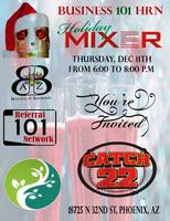 Business 101 HRN Holiday Mixer!