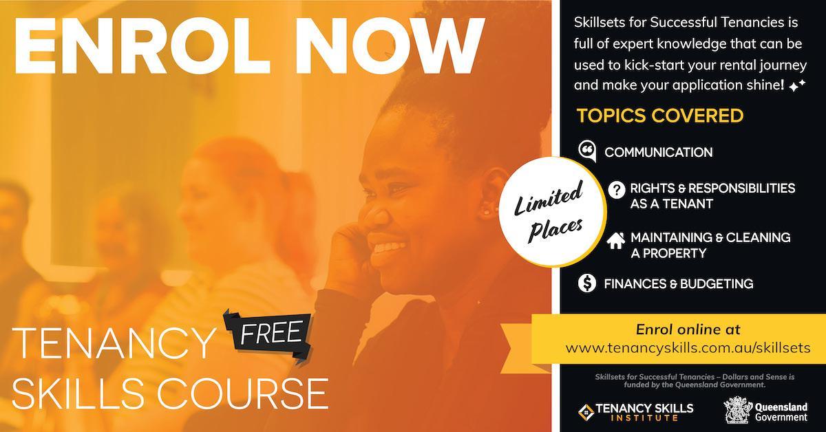 Cairns Tenancy Skills Course