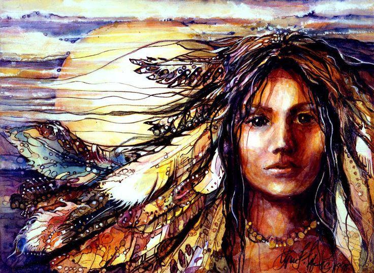 Painting the Divine Feminine - 2nd Sundays