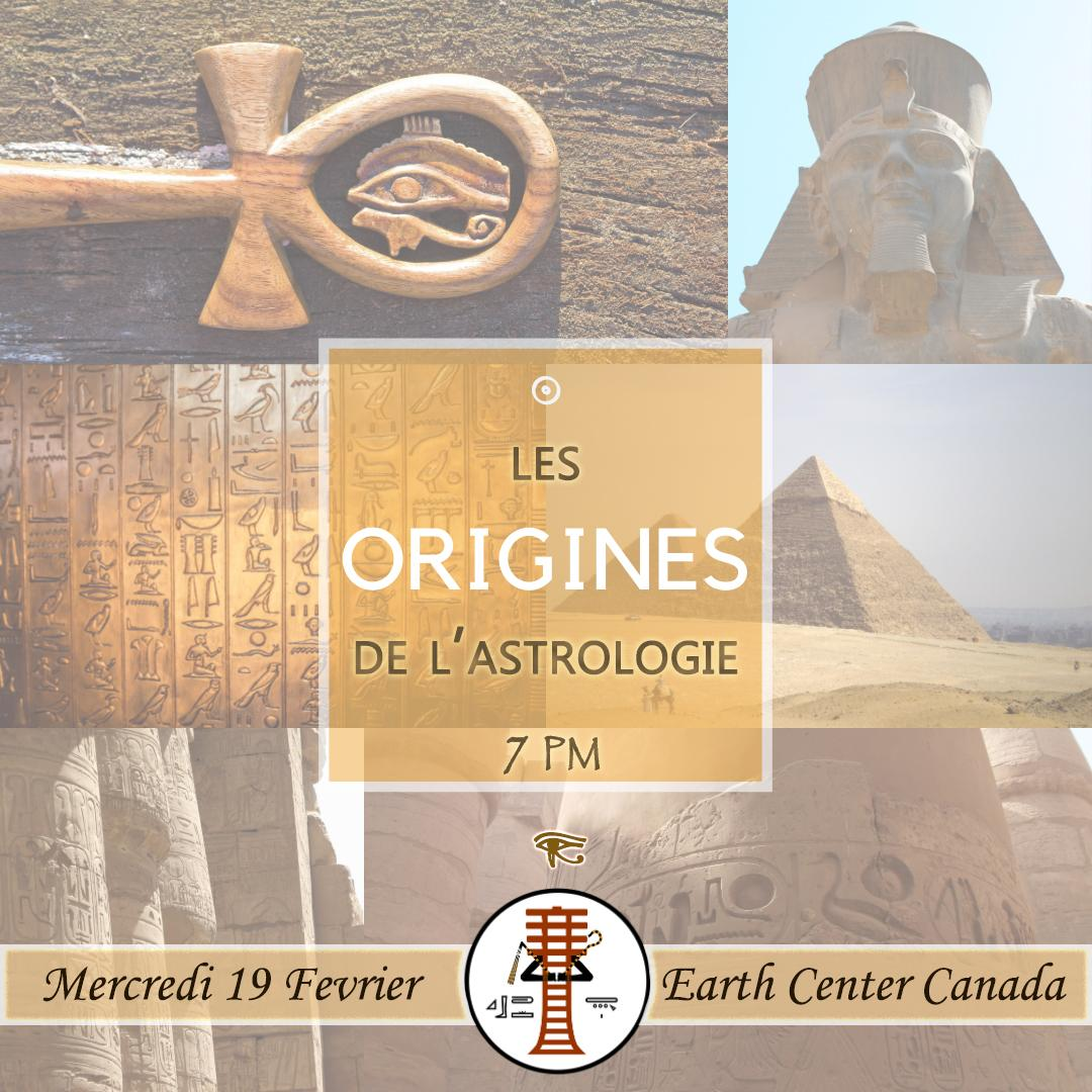 Les Origines de l'Astrologie | N°3