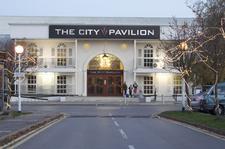 The City Pavilion logo