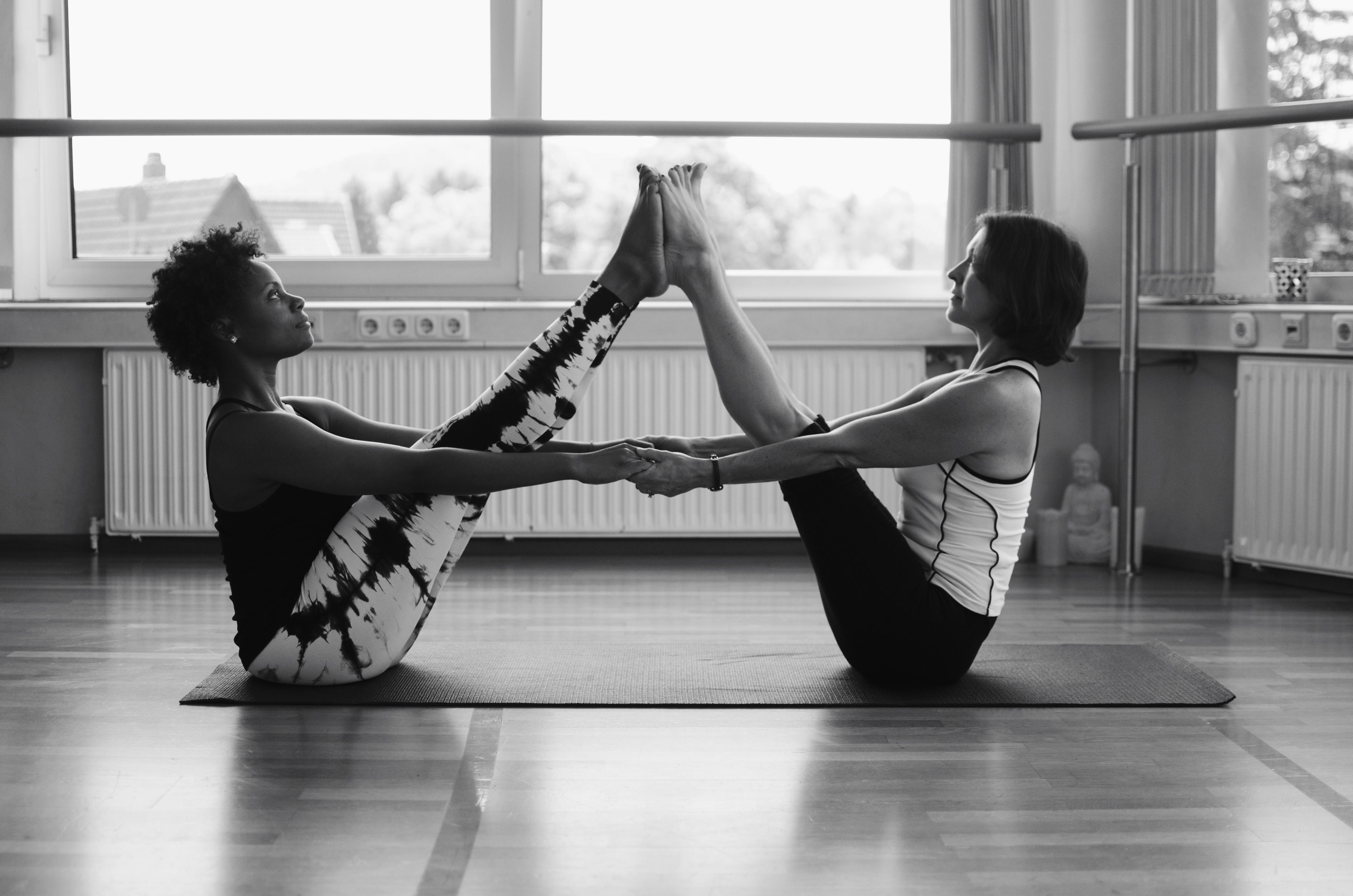 Fit Girl Club L.A. + Sweat Yoga Little Tokyo: Yoga Class