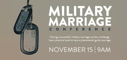 Military Marriage Conference