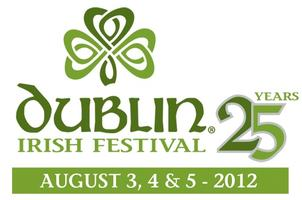 2012 Dublin Irish Festival
