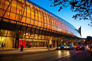 AGO (Art Gallery of Ontario) Visit. Wednesday August...