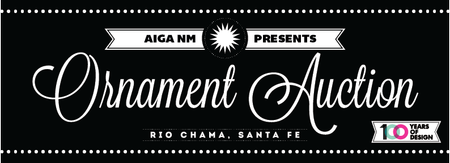 AIGA 100 Ornament Auction & Holiday Party