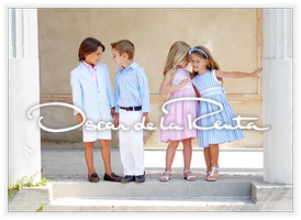 Oscar De La Renta Childrenwear Trunk Show
