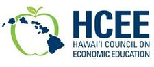 "Hawaii Council on Economic Education (""HCEE"") logo"