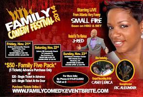 Family Comedy Festival