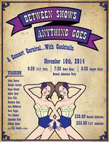 Between Shows: Anything Goes | New Orleans