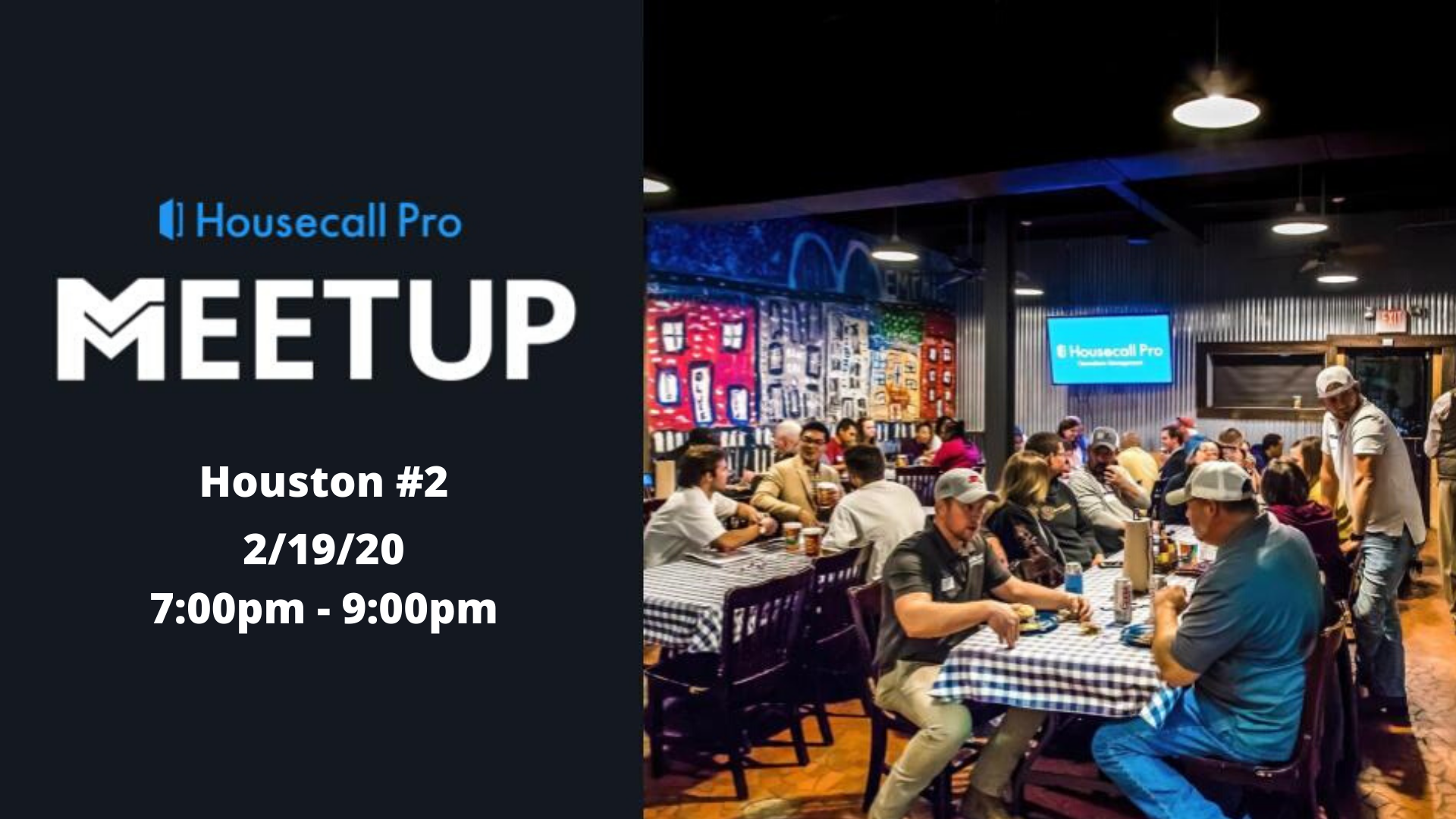 Houston Home Service Professional Networking Meetup #2