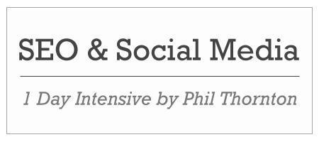 August SEO & Social Media Intensive