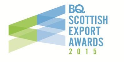 BQ Scottish Export Awards 2015