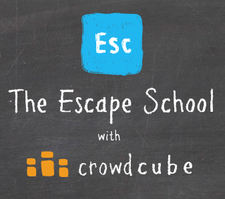 The Escape School logo
