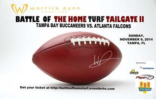 BATTLE OF THE HOME TURF TAILGATE II