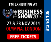 Free Visit To UK's Biggest Business Event