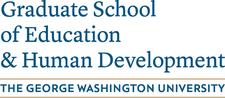 GW-Graduate School of Education and Human Development logo