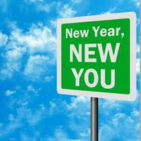 It is a NEW YEAR... It is time for a NEW YOU! (an...