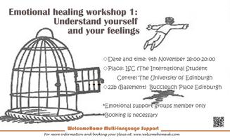 Understand yourself and your feelings-- Emotional...