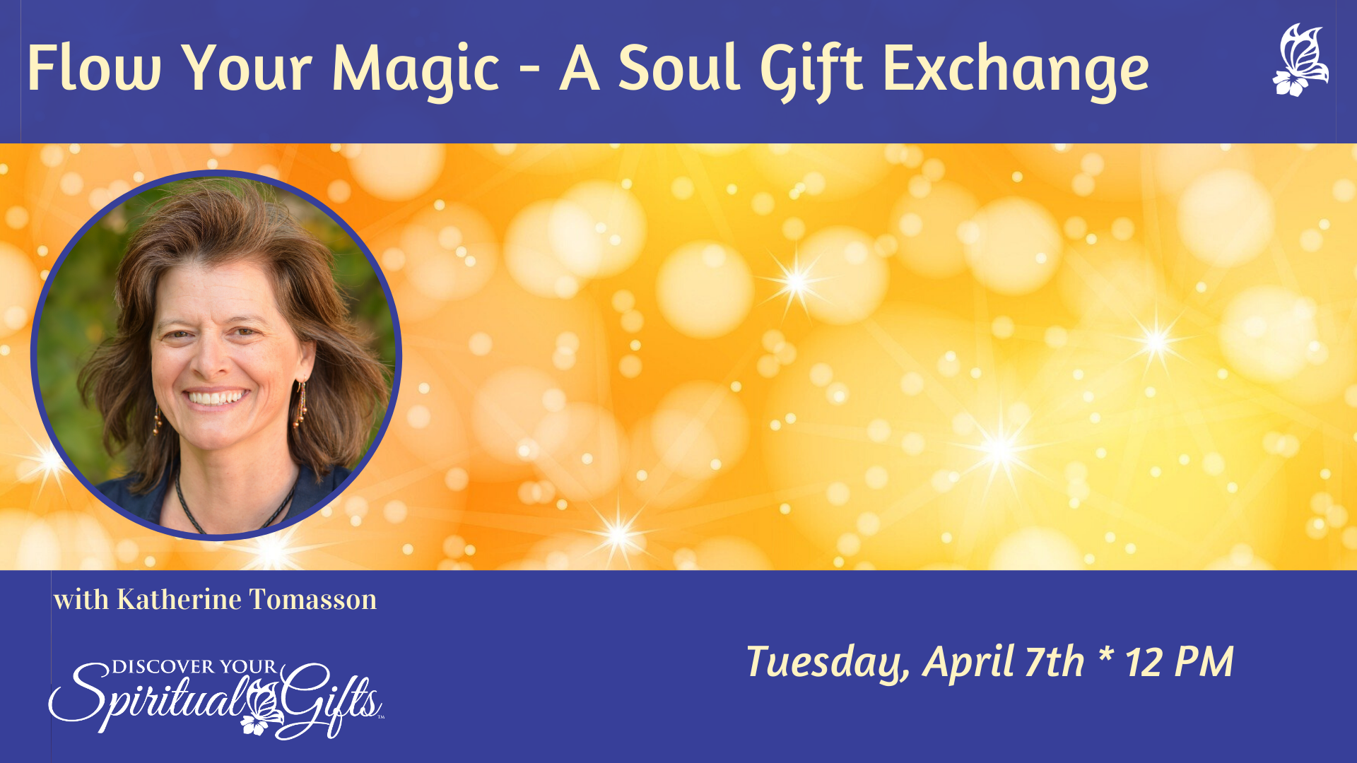 [ONLINE] Flow Your Magic - A Soul Gift Exchange