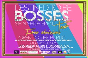 The Official Mo Presents The Destined To Be Bosses...