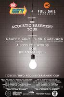 Acoustic Basement Tour: Geoff Rickly (Thursday),...