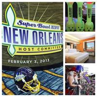 Super Bowl 2013 Houston to New Orleans Party Bus Plus...