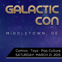 Galactic Con | Middletown Comic Con