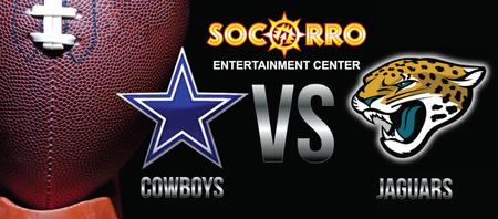 Dallas Cowboys VS Jacksonville Jaguars w/ Kevin Smith