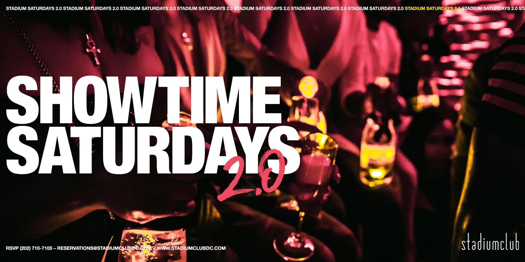 Showtime Saturdays 2.0