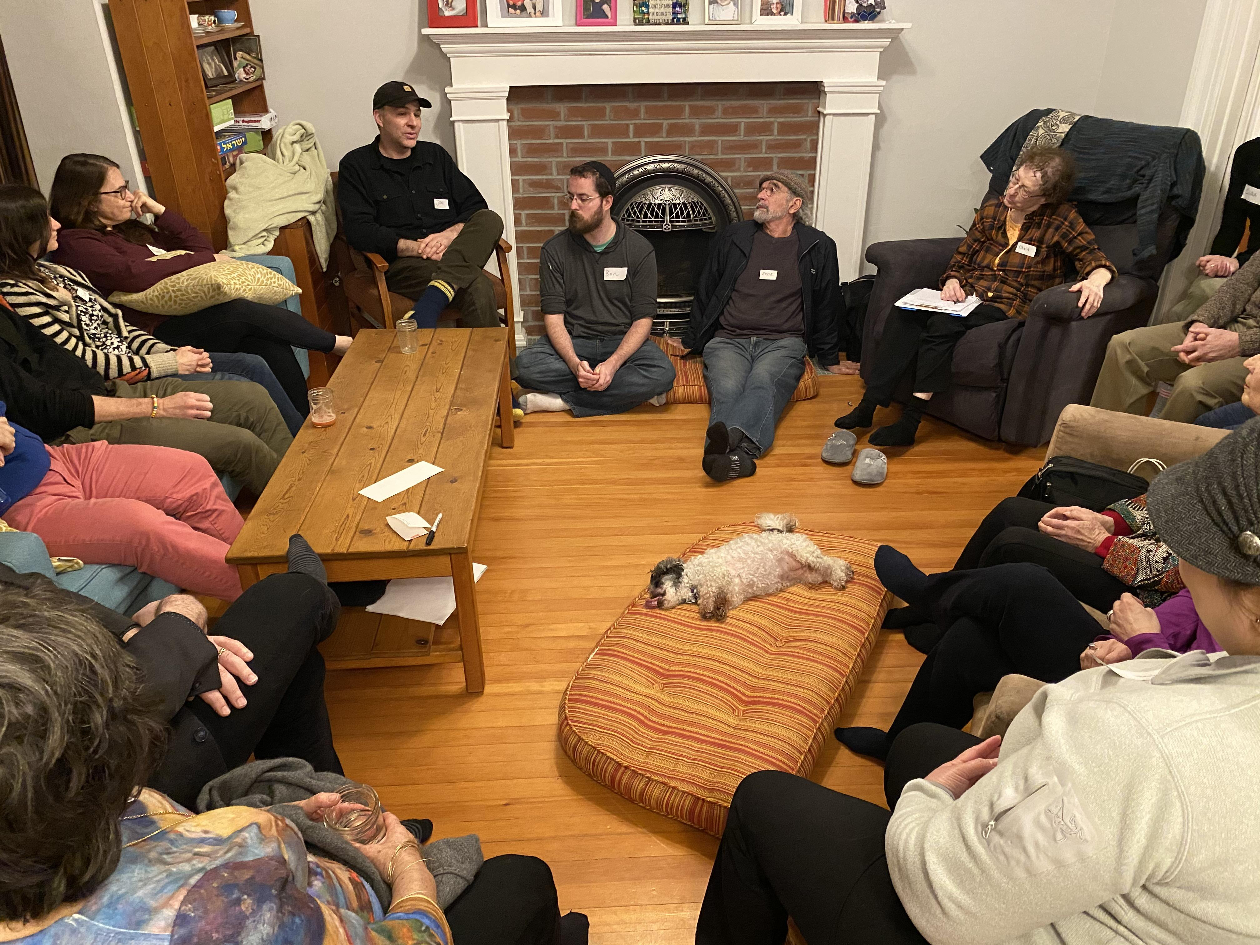 Jewish Couhousing Vancouver Pot Luck