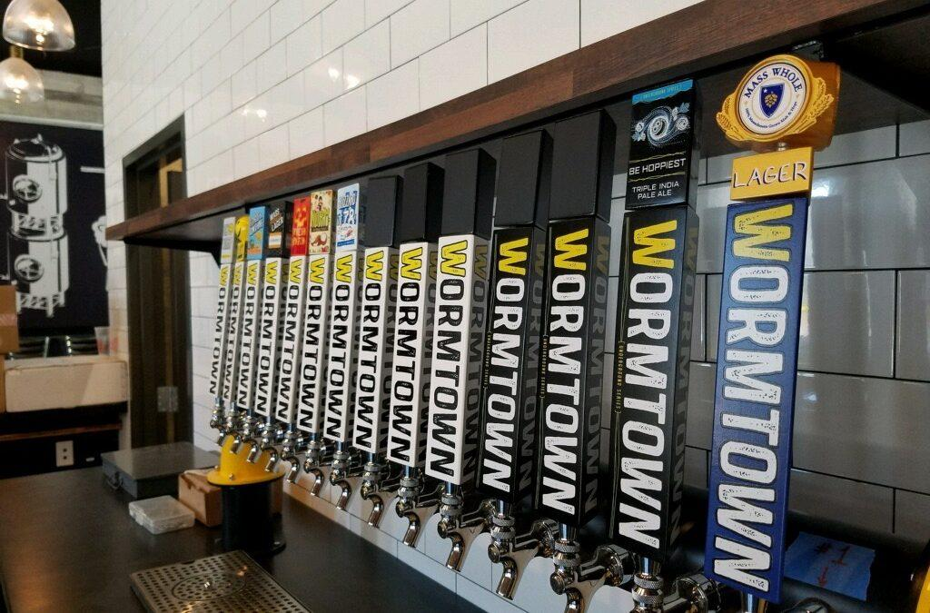 TaproomYoga @ Wormtown Brewery Patriot Place - 3/1/20