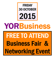 FREE to attend Business Fair and Networking Event