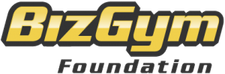 StoryU Arts (a division of The BizGym Foundation) logo
