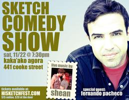 The Scratch Paper Sketch Comedy Show - Fundraiser for...