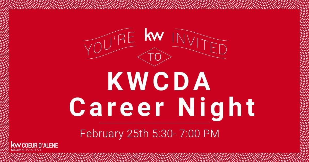 KWCDA Career Night
