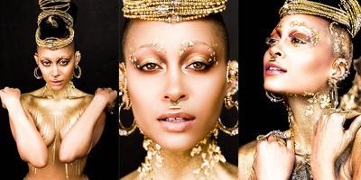 NEW YORK Gold Queen Space: Jewelry Pop-Up + Healing...