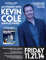 An Evening with Kevin Cole