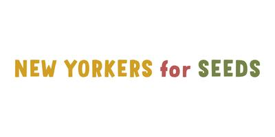 New Yorkers For Seeds