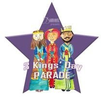 Día de los Reyes - Three Kings' Day Parade 2015