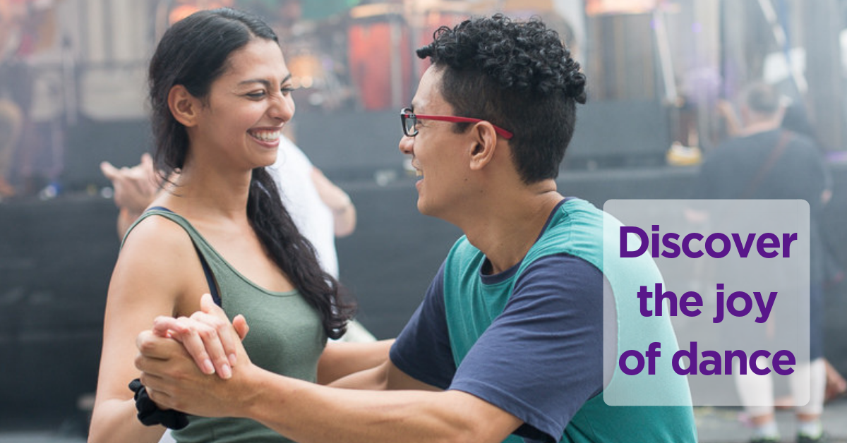 Free Latin Dance Intro Lessons March - April 2020