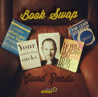 Good Reads - An Idea Lemon Book Swap