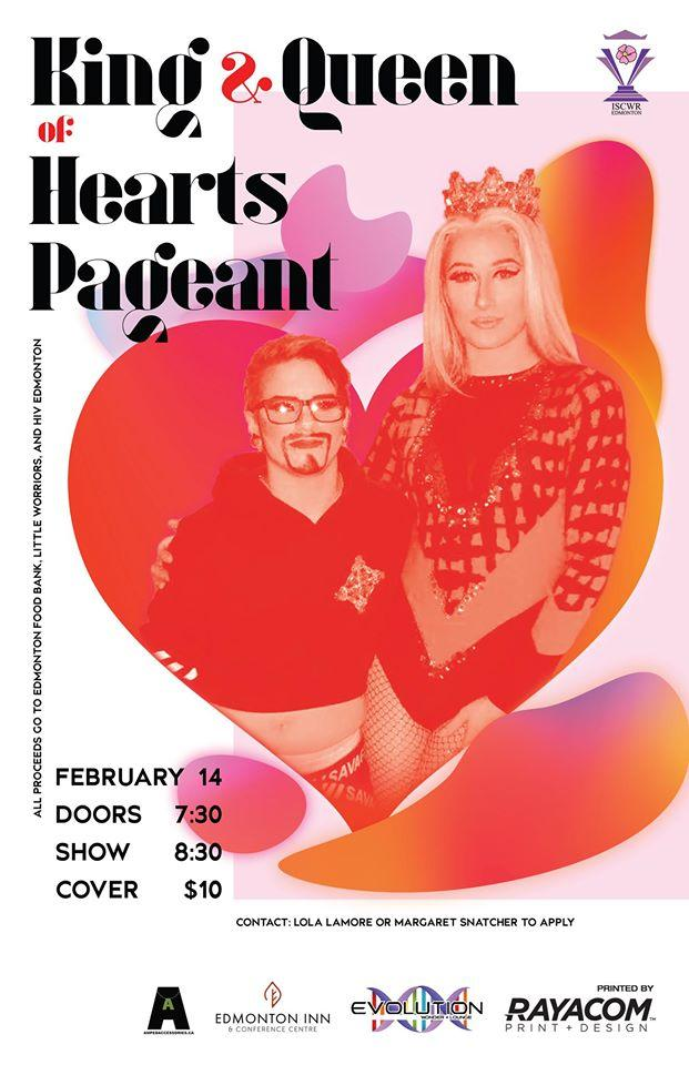 King & Queen of Hearts Drag Pageant 2020